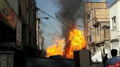 جزئیات نشت و انفجار گاز در اسلامشهر