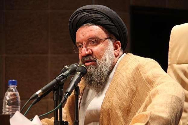 احمد خاتمی: برای ما سؤال است چگونه فیلم انتخاب رهبری در اینترنت منتشر شده است/سردار سلیمانی: کاش آن نادان به جای پرچم ایران من را ده بار آتش می زد