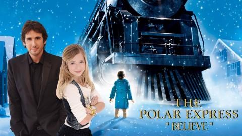 قطار سریع السیر قطبی ؛ جاش گروبان