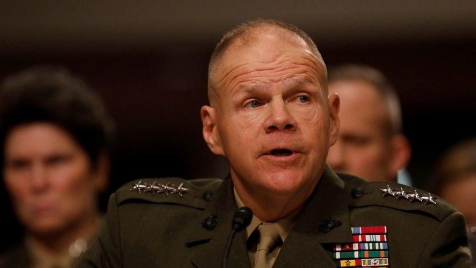 نتیجه تصویری برای فرمانده آمریکایی: جنگی بزرگ در راه است