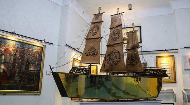 کشتی طلا ارزش هنری دارد یا نقاشی فرشچیان؟