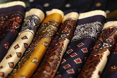 طرح و جنس استاندارد دستمال جیب