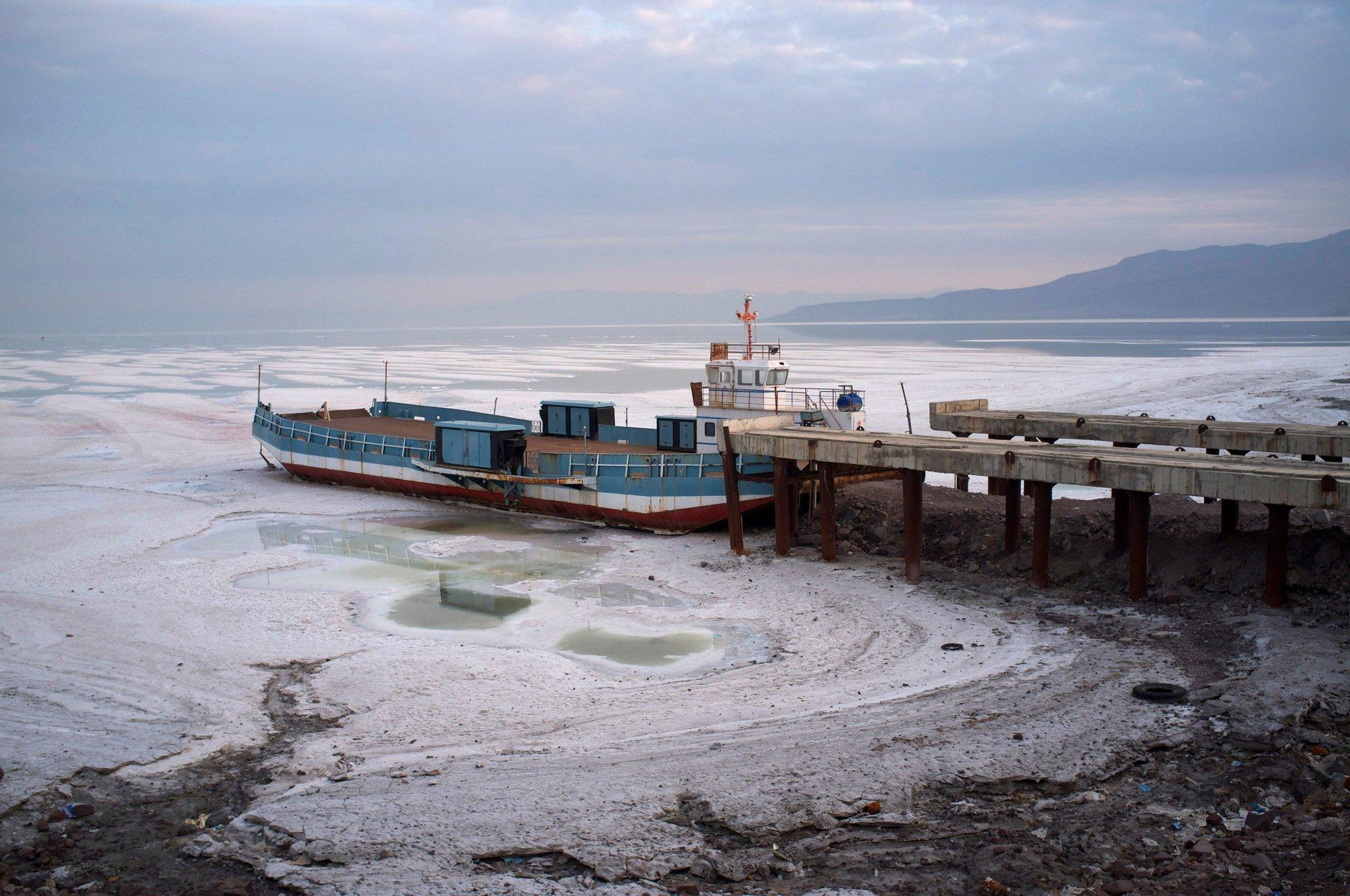 چه ارتباطی میان بحران آب و بروز آشوب ها در ایران وجود دارد!؟
