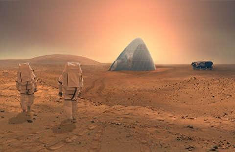 آیا انسان می تواند در مریخ زندگی کند؟