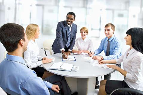 آشنایی با ساختار سازمانی یک شرکت