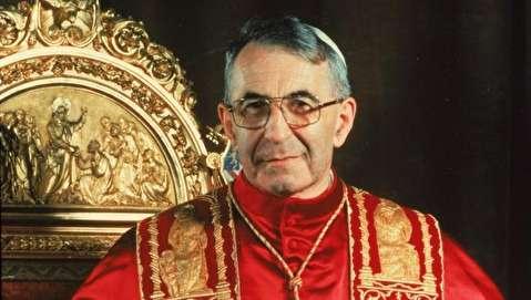 مراسم خاکسپاری پاپ ژان پل یکم