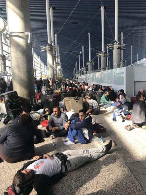 نتیجه تصویری برای فرودگاه امام خمینی + تابناک