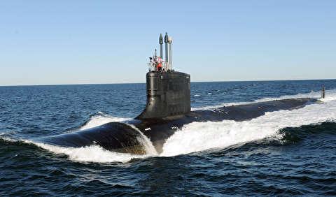 سفر به درون زیردریایی هستهای یواساس کلمبیا