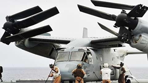 بل بوئینگ وی-۲۲ آسپری؛ ترکیب هلیکوپتر و هواپیما