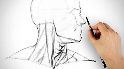 تکنیکهای طراحی فرم گردن