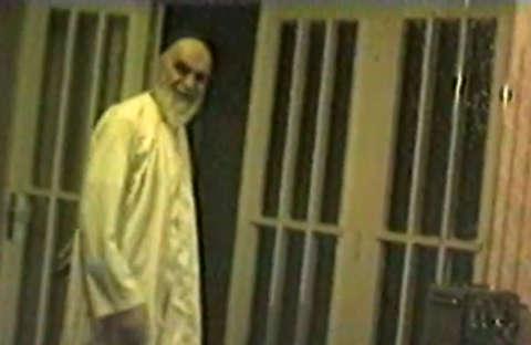 تصاویر زندگی خصوصی امام خمینی