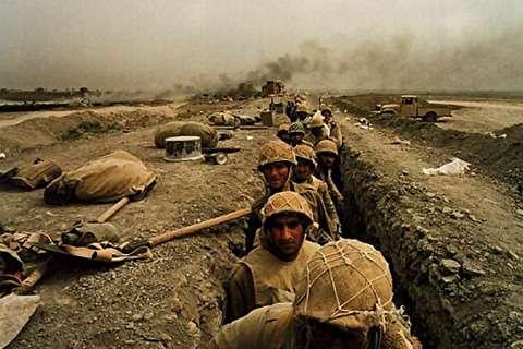 روایت غربیها از جنگ ایران و عراق