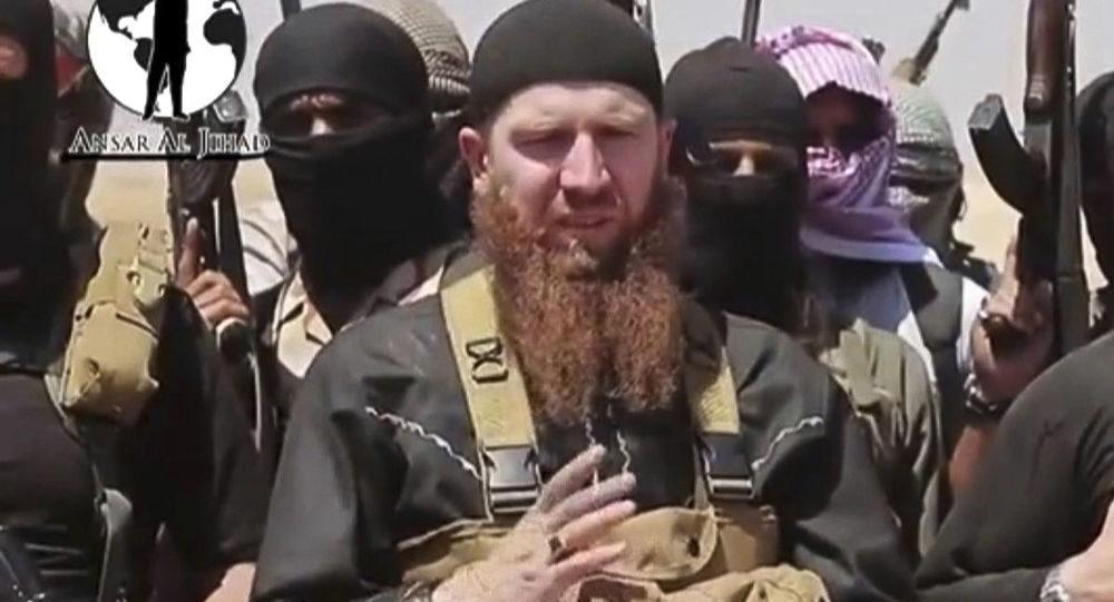 ابوبکر الشیشانی در لیبی کشته شد