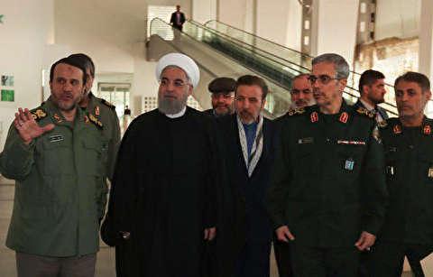 روحانی: درباره توان دفاعی مذاکره نمیکنیم