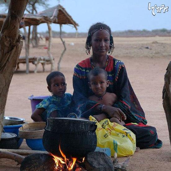 تصاویری از مادرانههای سراسر دنیا