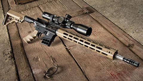 تفنگ تهاجمی لار-8 ایکس-1