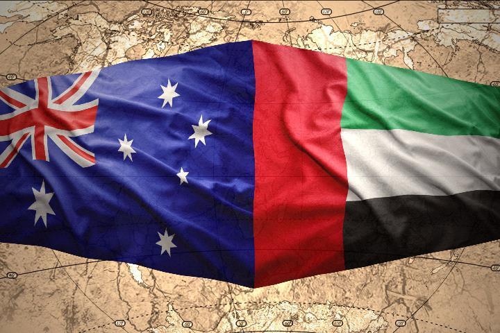 توافق دوجانبه و سری استرالیا با امارات برای تقابل نظامی با ایران