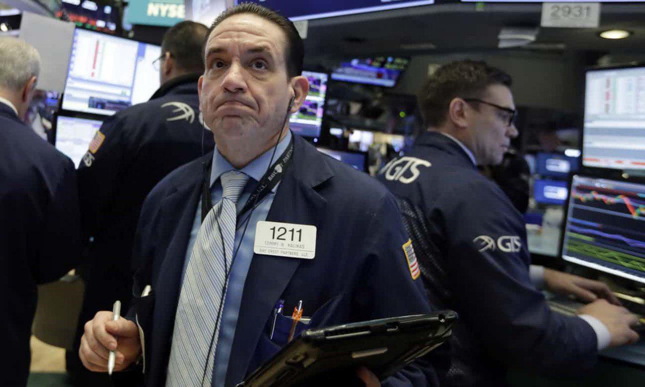 سقوط بی سابقهی ارزش سهام در بازارهای بین المللی