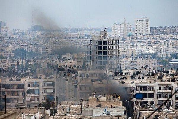 حمله خمپارهای به ساختمان تجاری روسیه در دمشق/آمریکا به دنبال تسویه حساب با ایران و ترکیه در سوریه/حمایت ارتش سوریه از کردها در برابر تهاجم ترکیه/پیام تبریک بشار اسد به رهبر کره شمالی