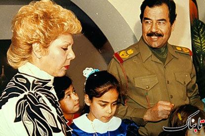 ماجرای رغد دختر بزرگ صدام چیست؟