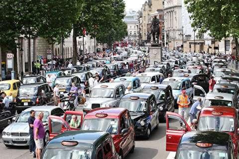 چرا رانندگی در لندن مزخرف است؟