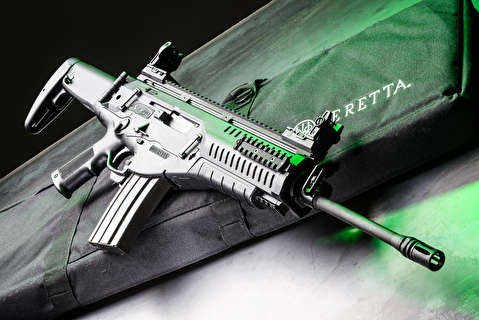 برتا ایآر ایکس 100؛ یک تفنگ با چند کالیبر