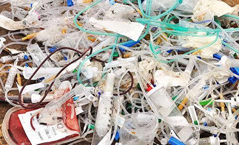تکههای اعضای بدن در زبالههای ملارد