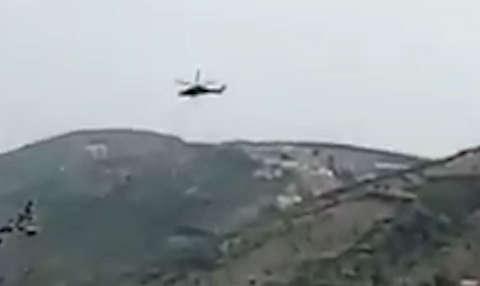 کردها بالگرد ترکیه را در سوریه سرنگون کردند