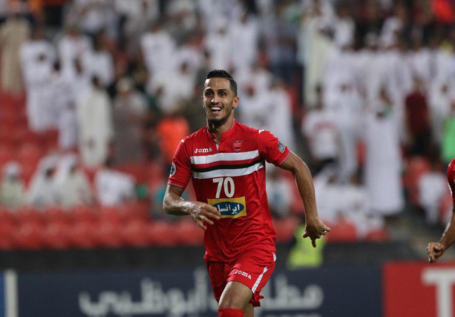 علیپور یکی از۱۰ستاره AFC دراین فصل لیگ قهرمانان