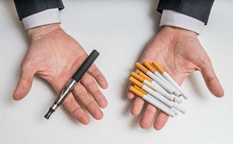 سیگار یا سیگار برقی؟