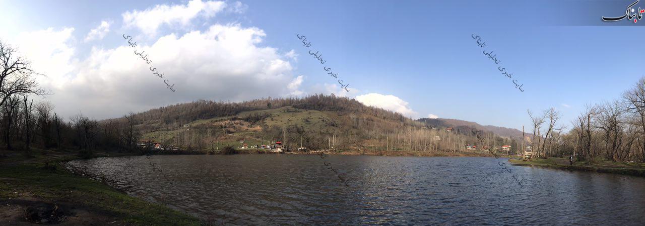 دریاچه عروس، حلیمه جان، گیلان