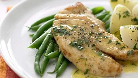 دستور پخت فیلت ماهی در فر