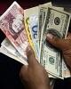 جدیدترین نرخ دلار آمریکا، یورو و درهم امارات در بازار...