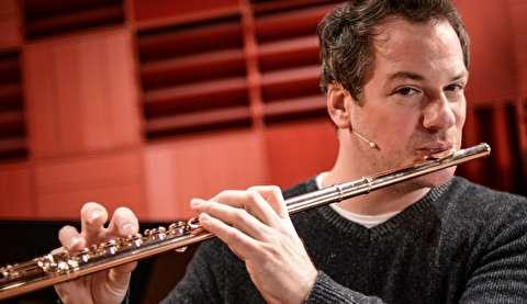 پارتیتور BWV 1013 باخ ؛ امانوئل پاهود