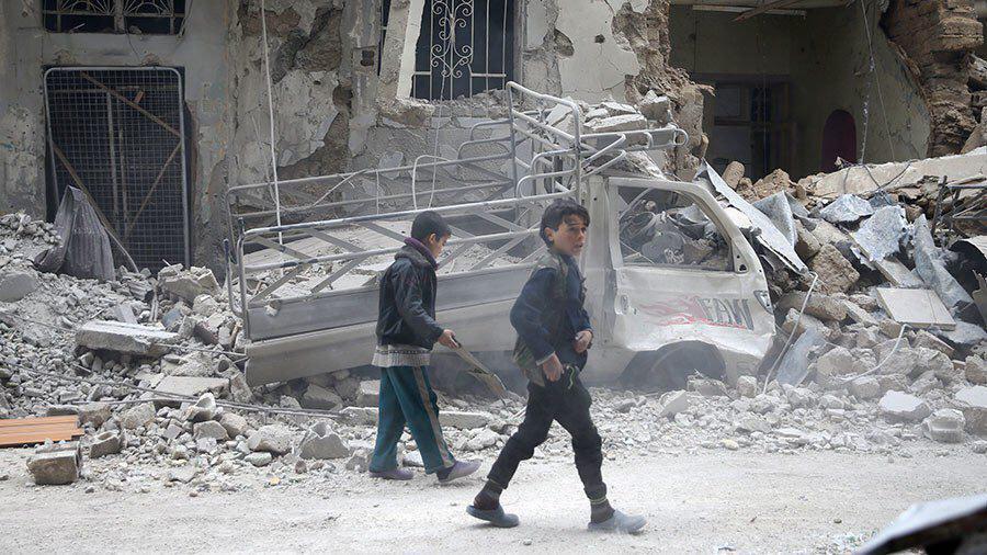 آینده ی اقتصادی سوریه در دستان روسیه و ایران