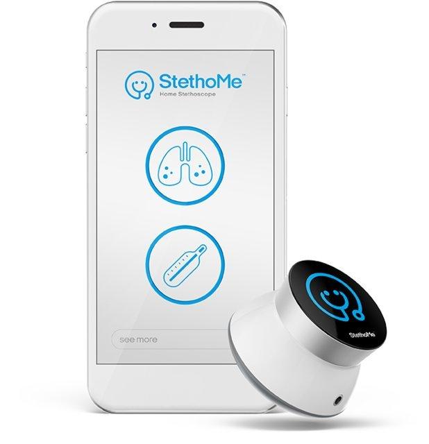 ابداع گوشی پزشکی بیسیم برای کنترل آسم