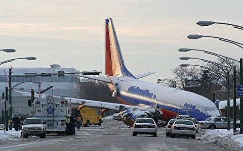 عجیبترین سقوطهای هواپیما در دنیا