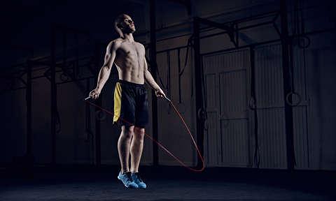 پنج حرکت ابتدایی طناب زدن