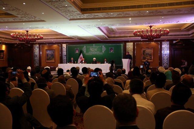 پیام ملت ایران، دوستی با ملت بزرگ هند است