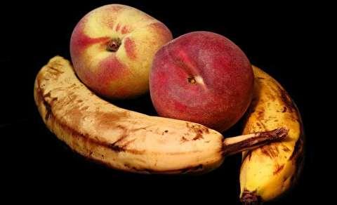 آیا میوههای لکه دار زیان آور هستند؟
