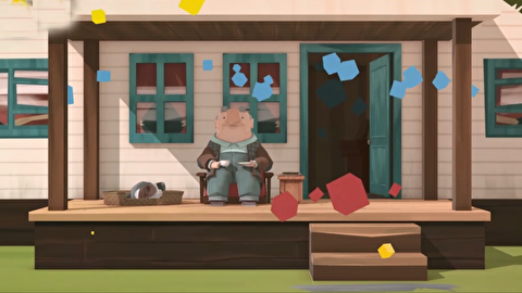 انیمیشن کوتاه حس آمیزی