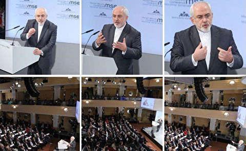 پاسخ کنایهآمیز ظریف به اتهامات نتانیاهو