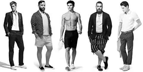 جزئیات بیشتر درباره انتخاب لباس بر اساس فرم بدنی