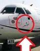 سقوط «خرمشهر»، هواپیمایی که چندین سال زمینگیر شده...