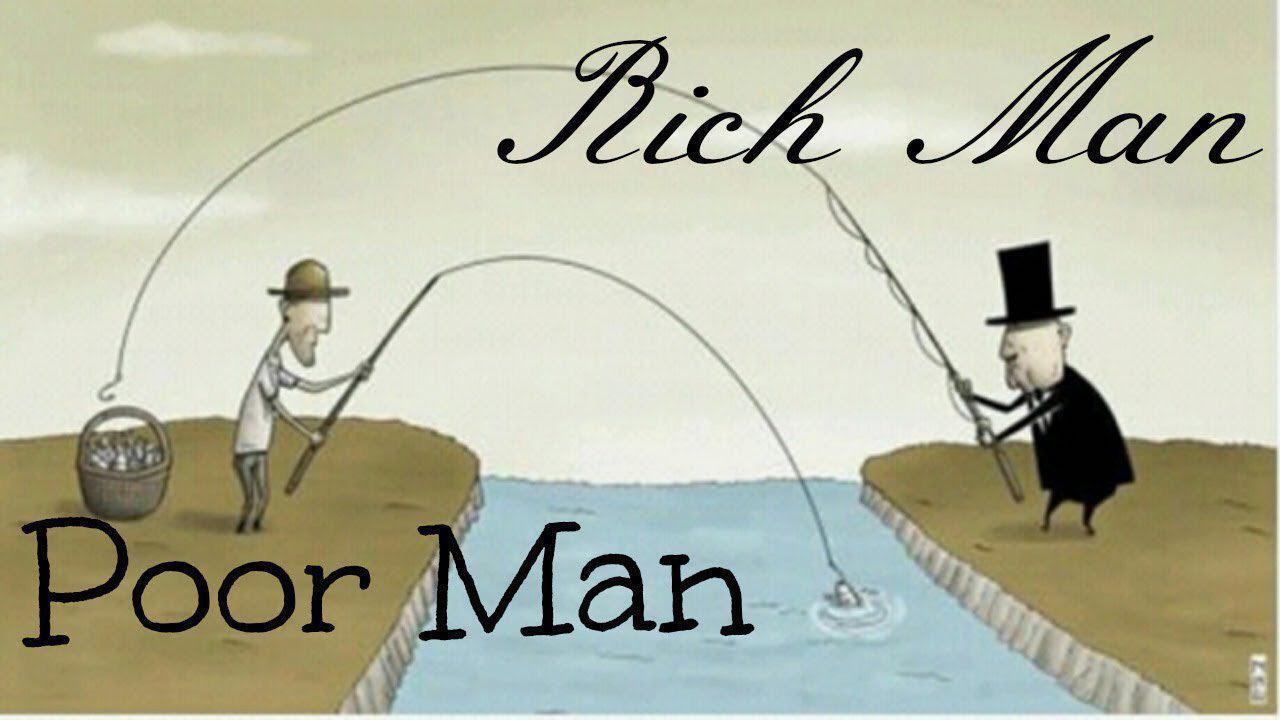 ثروت ۴۳ نفر بیش از ثروت ۵۰ درصد از فقیرترین انسان های دنیا است!