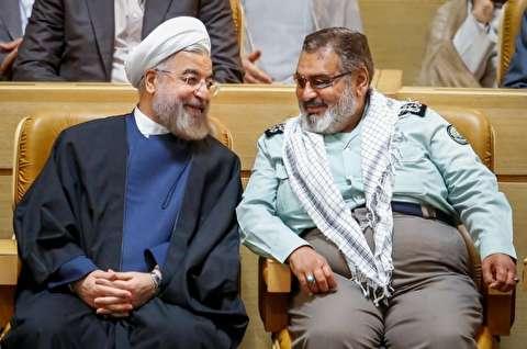 فیروزآبادی: روحانی از سرهنگ هم سرهنگتر است