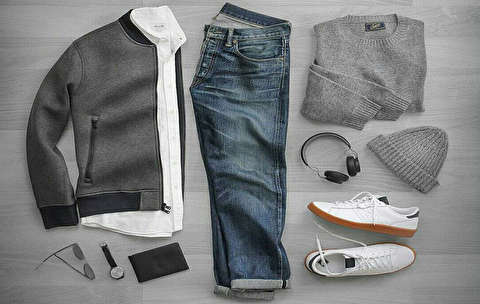 پنج ست لباس مردانه پاییزی