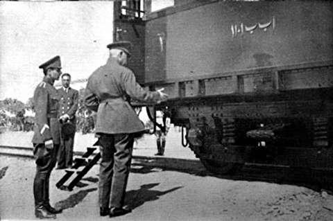 چگونه راه آهن شمال – جنوب احداث شد؟