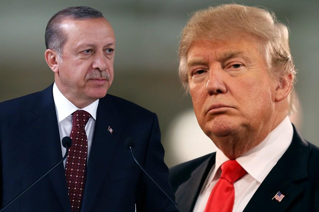 جدال تلفنی ترامپ و اردوغان بر سر سوریه/تشکیل کارگاه آموزشی در اماراتی برای نا آرامی های ایران!/ اعلام آمادگی فرانسه برای همراهی با آمریکا علیه ایران/استقبال کردها از ورود ارتش سوریه به عفرین