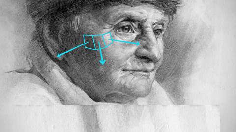 سه بعدی سازی تصاویر و عمق دهی